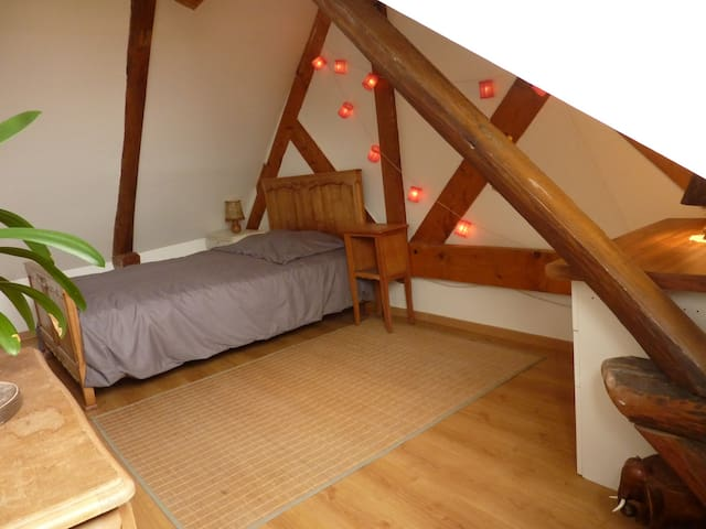 24h of le Mans guest room - Brette-les-Pins