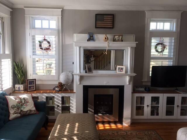 Bright, Stylish Capitol Hill Home - Washington - Hus