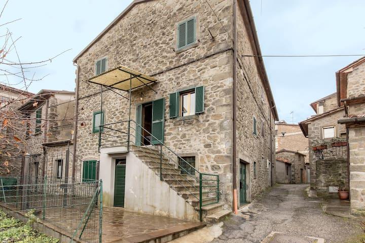 Gody's house - Caprese Michelangelo - Casa