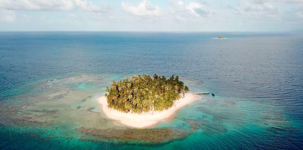 Isla Aroma San blas Asseryaladub