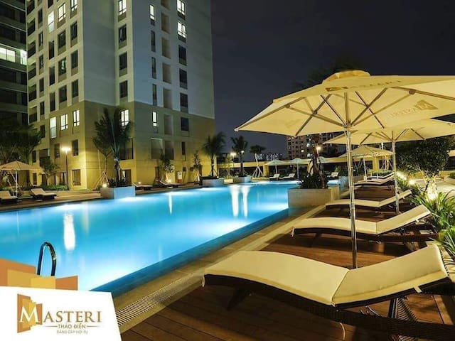 Masteri Dict 2: The new luxury apartment, 2 Brs. - VN - Apartment