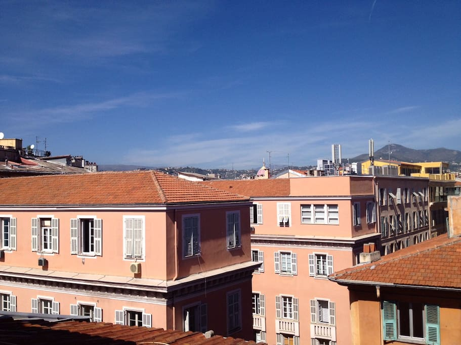 Loft in saint fran ois mansard in the heart of nice - Piscine saint francois nice ...