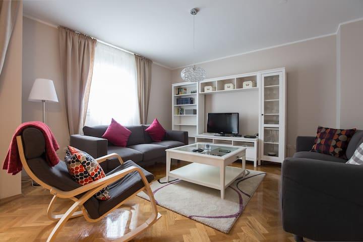 Zagreb new apartment 4**** - Zagreb - Flat