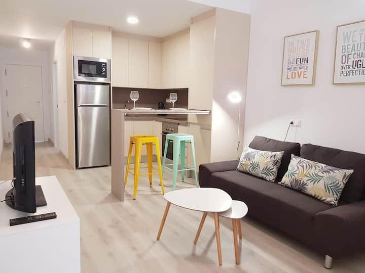 Nuevo loft estudio en el casco antiguo Alicante