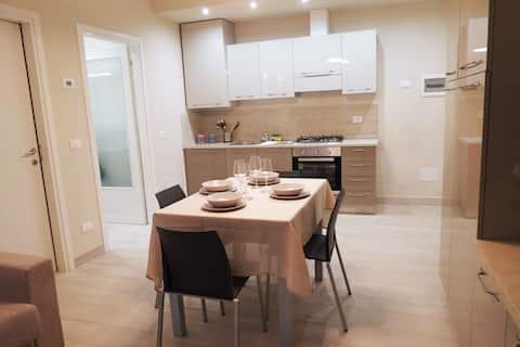 lucio's apartment