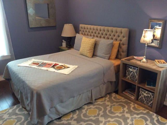 Gentilly comfort. Master suite! Free breakfast.