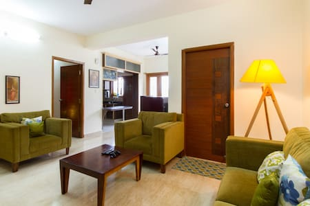 Cosy place for two in Koramangala - Bengaluru South