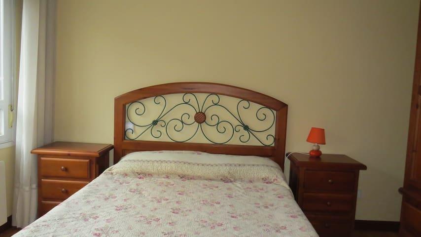 Bonito apartamento exterior para 4 personas - Santo Domingo de la Calzada