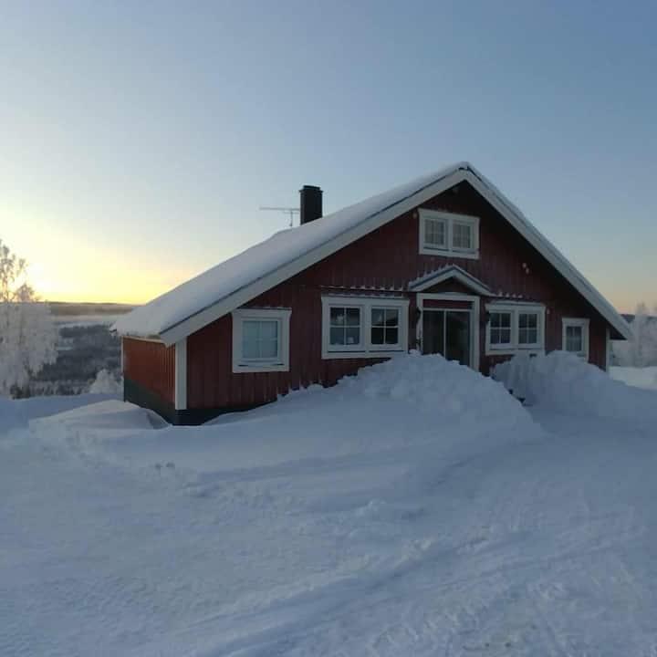 Skoterparadiset i Jämtland