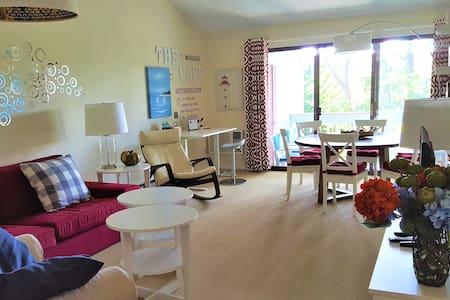 Ocean Edge Resort 2 bed/2 bath 2nd floor end unit