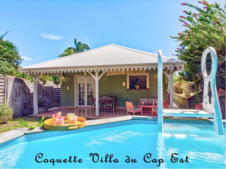 Coquette villa Cap Est - Loc entre jeunes interdit