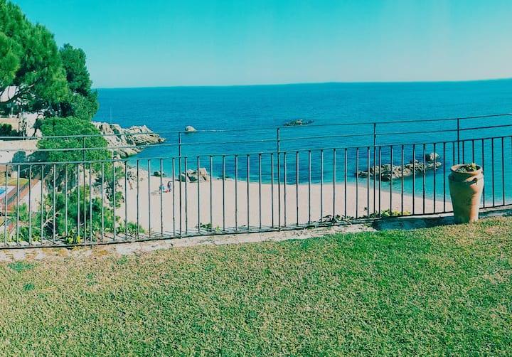 Apartamento con encanto y vistas al mar