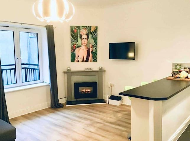 Superb equipped 2 room flat in Dublin City Centre