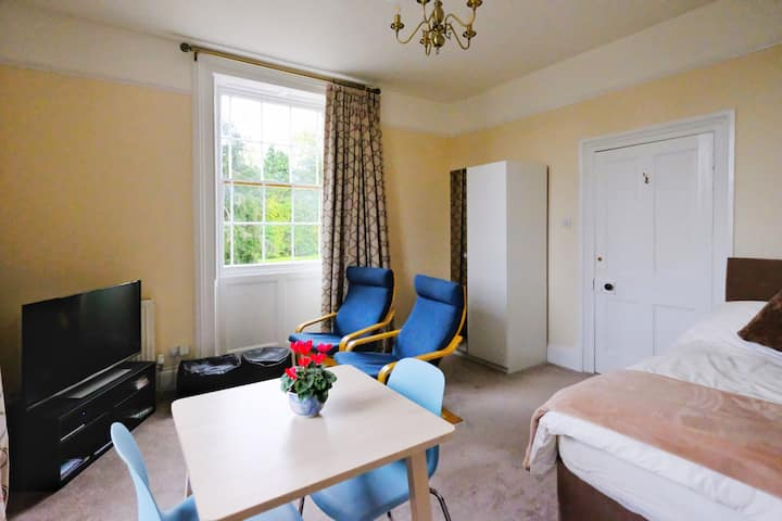 Large double room with kitchenette