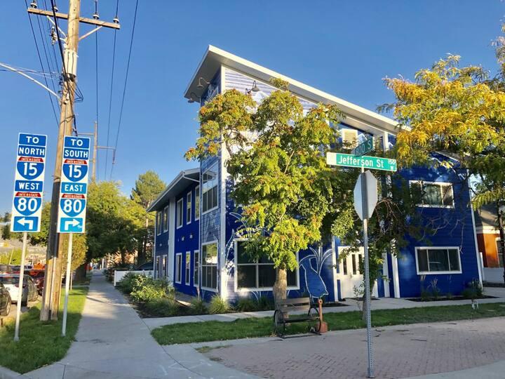 NEW SLC Hostel (Private Triple) 2