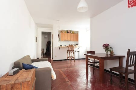 Perfect flat,v central,huge terrace - Barcelona - Wohnung