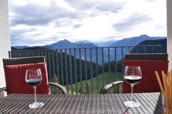 Ferienwohnung Mountain Deluxe – Panoramaresidence