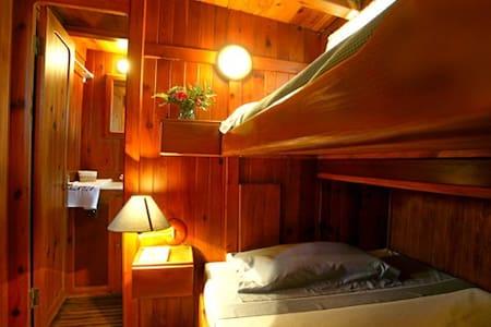 Goleta Verde - Precio por persona en cabina doble - L'Ametlla de Mar