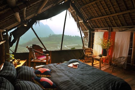Puluong Glamping • Camp • Best valley view
