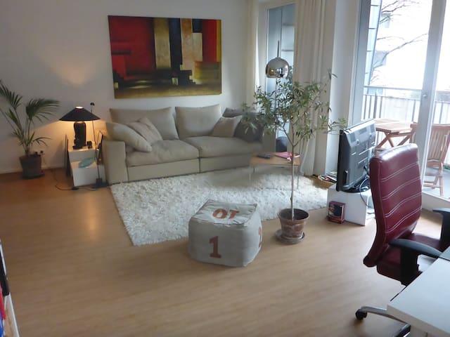 Lichtdurchflutetes Apartment in Alsternähe