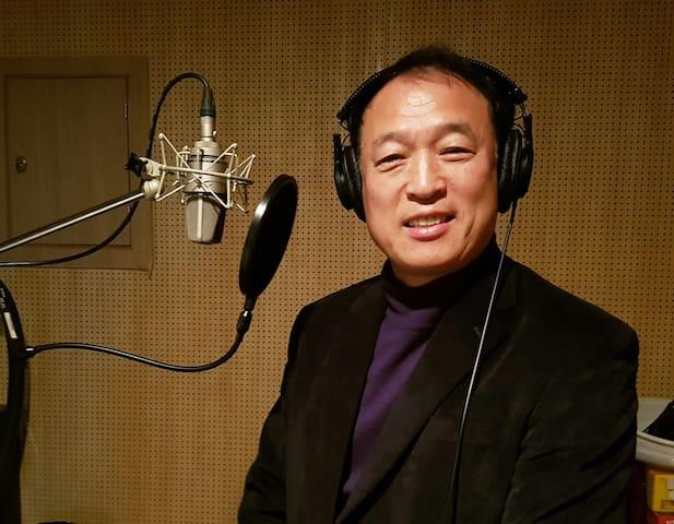 K스마일 한국미소국가대표 캠페인 라디오방송