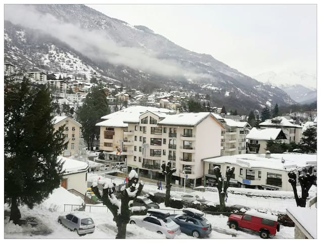 Location City Brides Les Bains- T2 apartment 40m2