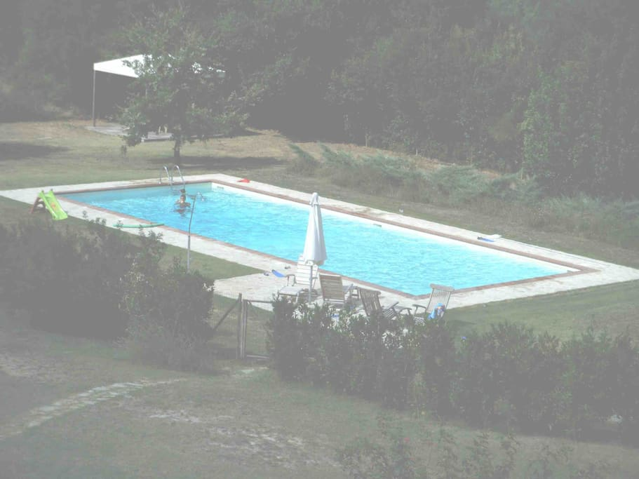 Swimming pool 16 X 6 metres