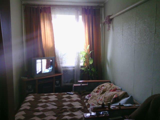 Уютная 3-комнатная квартира посуточно! - Nizhnij Novgorod - Apartamento