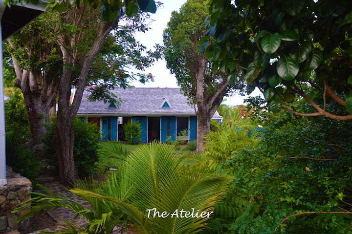 The Atelier welcomes you!