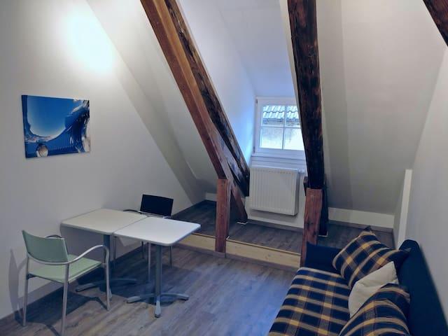 Ruhige 2-Zimmer Ferienwohnung (W 2)