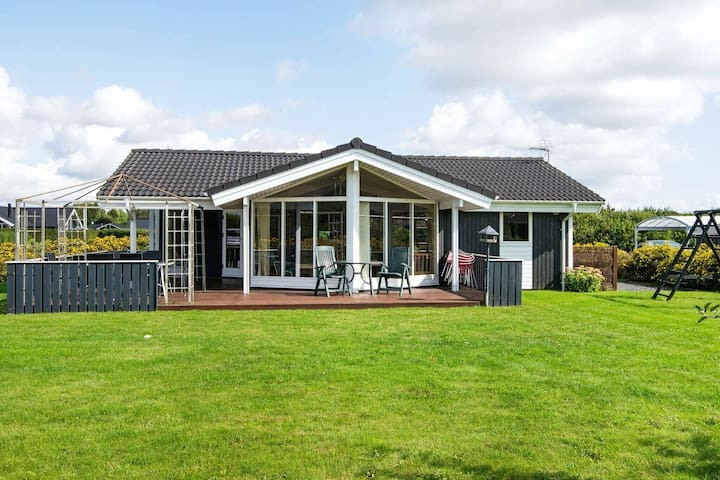 Stylish Holiday Home in Jutland Denmark with Terrace