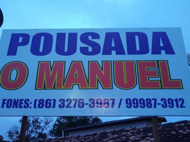 Pousada O Manuel - Piripiri/PI