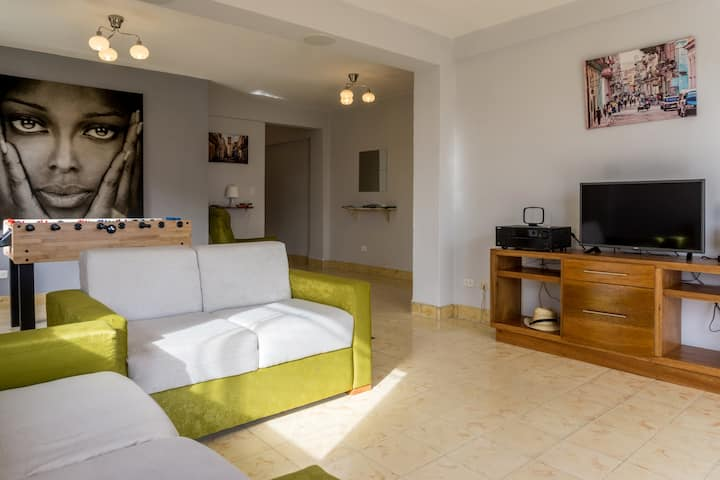 LUXURY APARTAMENT CASA REX VEDADO