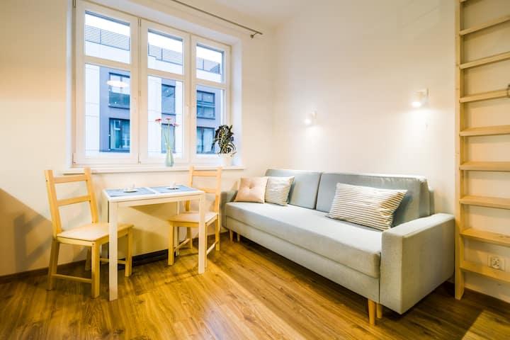 Studio apartment Solna 4 - 5