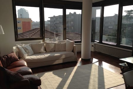 Cozzy  2 bedrooms flat close to the lake - Lugano