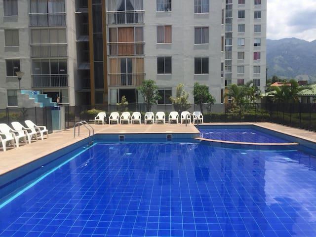 Apartamento completo 3 habitaciones en Ibagué