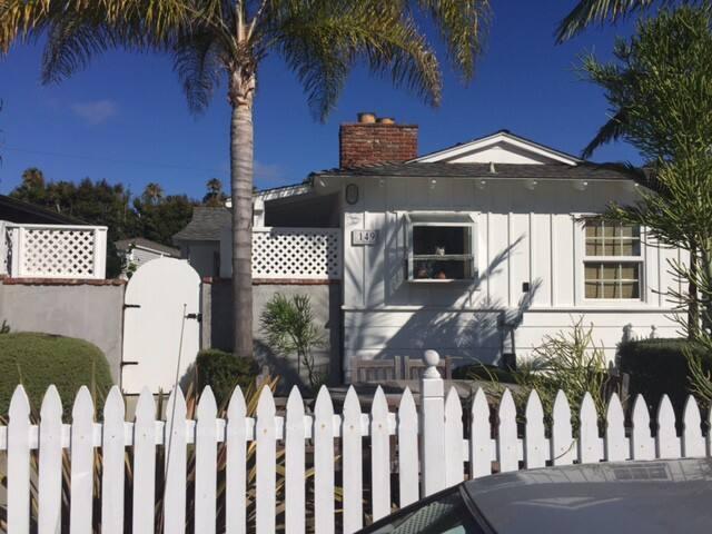 Adorable San Clemente Beach Cottage! - San Clemente - Huis