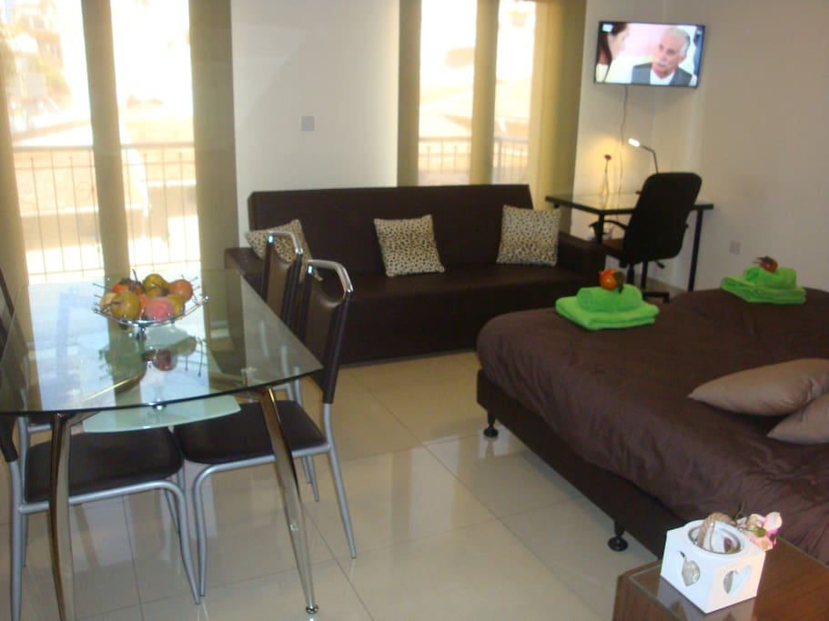 The Wonderful Bright Luxury Apartment !!!