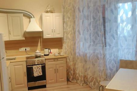Уютная квартира с евро ремонтом в новом доме - Ivanteevka - Wohnung