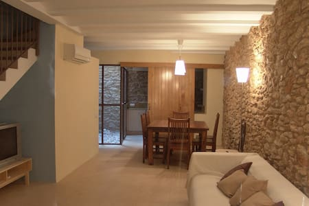 Casa de piedra rehabilitada - Vilabella