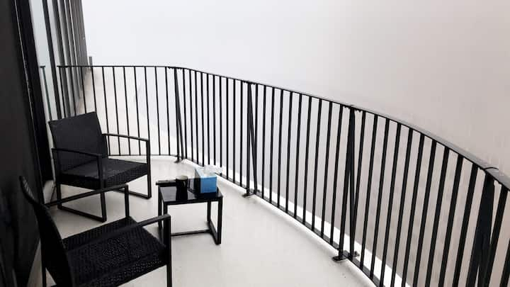 Modern 1bed ABOVE THE SKY with in heart of Chicago