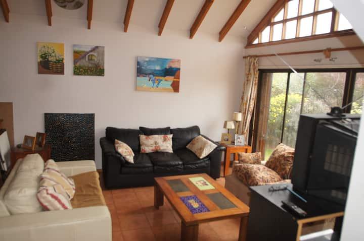 Confortable casa a dos cuadras de Playa el Canelo