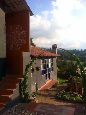 Cabaña Antara Guasca - Guasca - Pondok alam