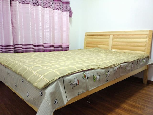 A cozy department nearby subway - Tongzhou - Apartamento