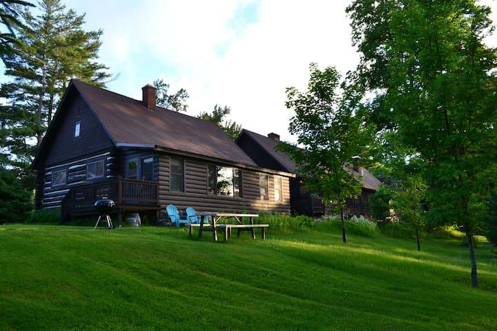Cozy 3 Bdrm Cabin - Long Lake - Hazen Cabin #1