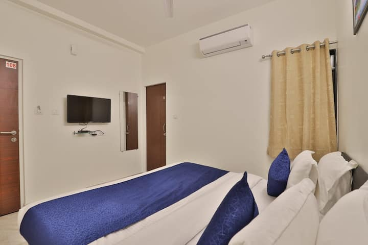 Motel Happy Home With Classic Double Room