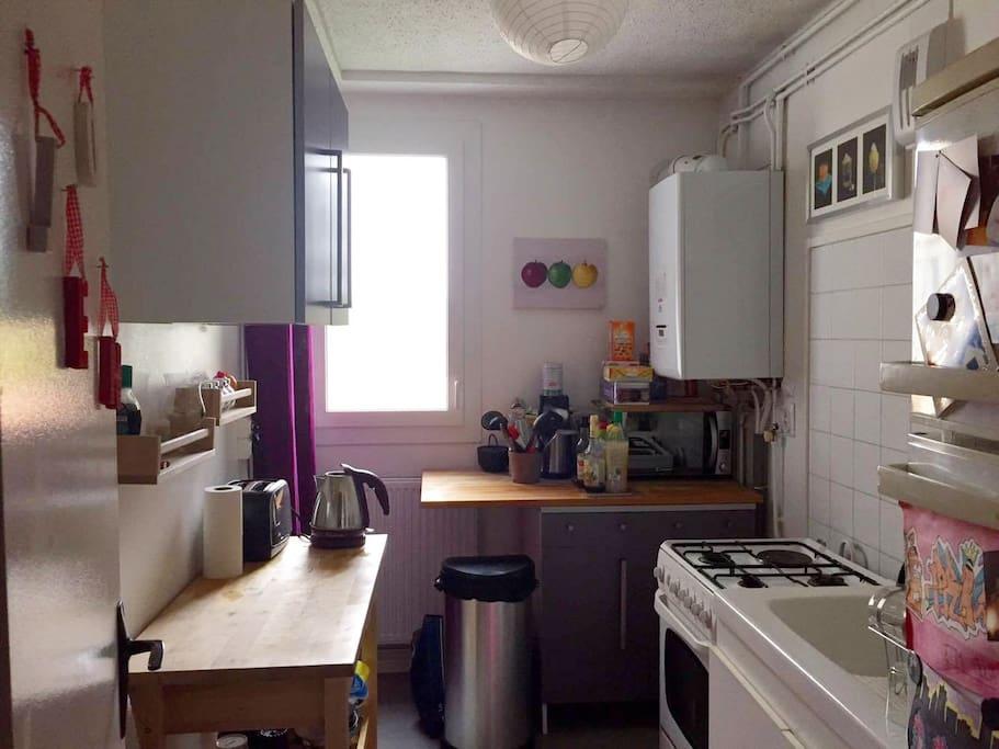 joli t2 quartier bonnefoy gare appartements louer toulouse occitanie france. Black Bedroom Furniture Sets. Home Design Ideas