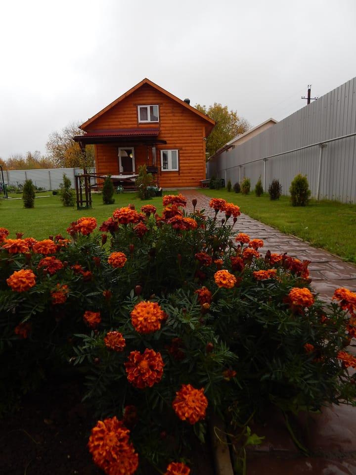 Дом для отпуска Всполье