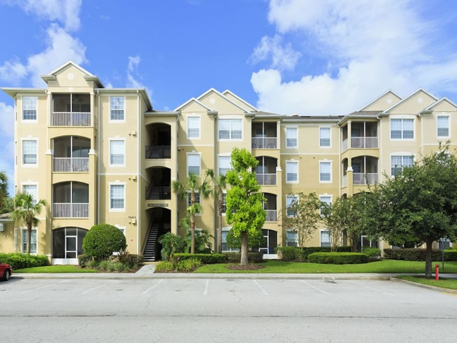 3 Bed 2 Bth Condo 1 5 Miles To Wdw Apartments For Rent