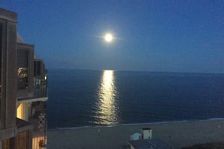 Romantic Beachfront Penthouse Ocean City MD